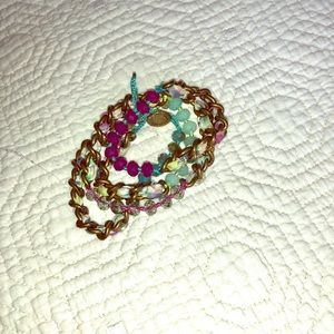 Chloe and Isabel bracelet